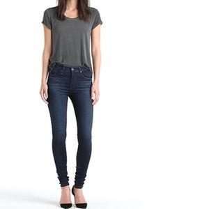 AG 'The Farrah' Skinny High-Rise Jean